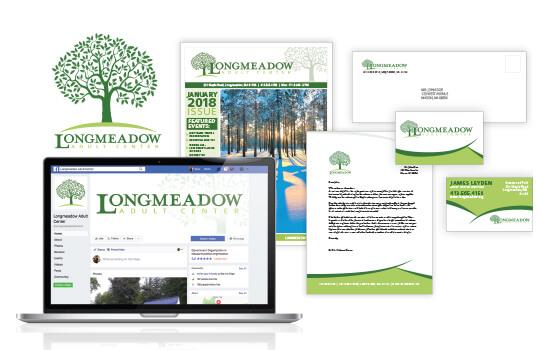 Complete Senior Center Rebranding Package