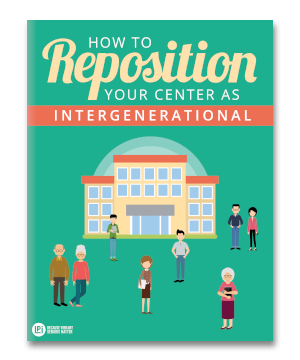 How to Reposition Your Center as Intergenerational
