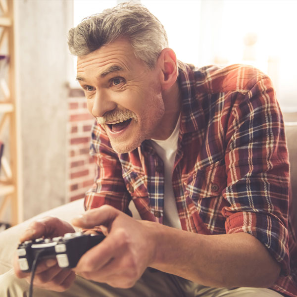 senior videogames
