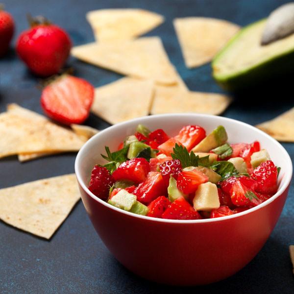 strawberry salsa