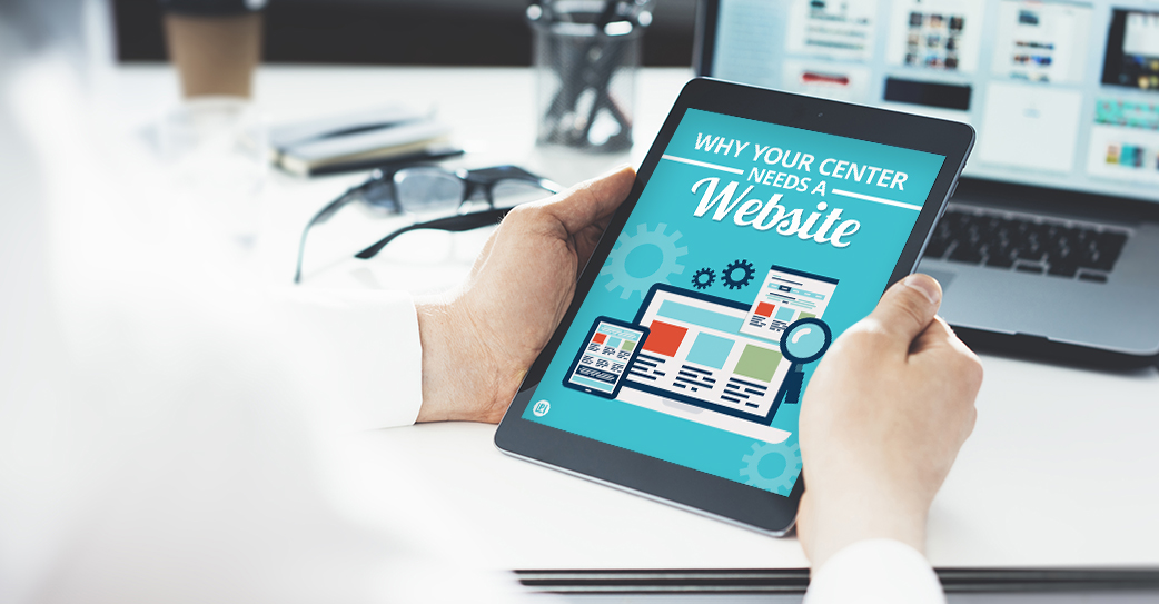 Recently Added Resource: Why Your Center Needs a Website