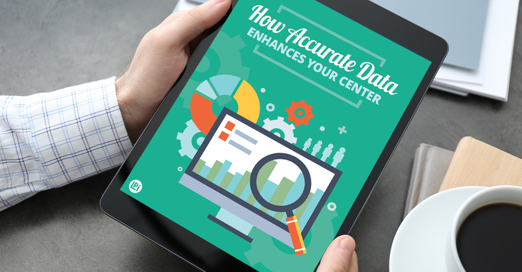 Resource 'How Accurate Data Enhances Your Centere' read on tablet